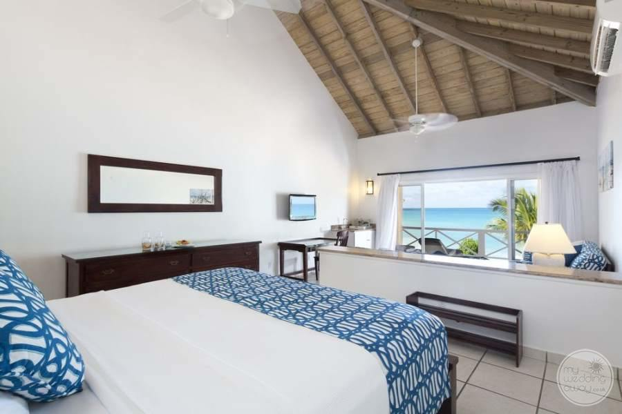 Galley Bay Antigua Room View
