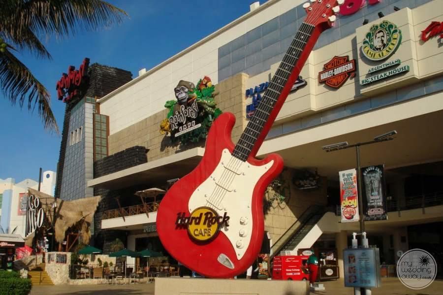Hard Rock Hotel Cancun Cafe