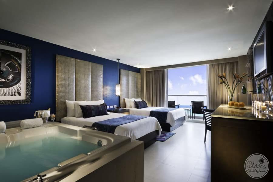 Hard Rock Hotel Cancun Double Room