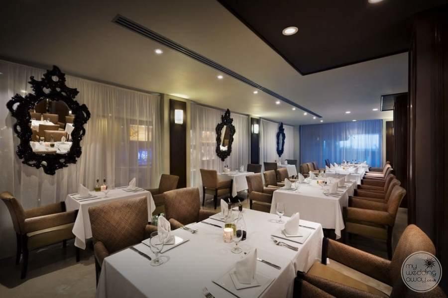 Hard Rock Hotel Cancun Fine Dining