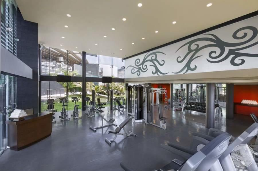 Hard Rock Hotel Cancun Fitness Club