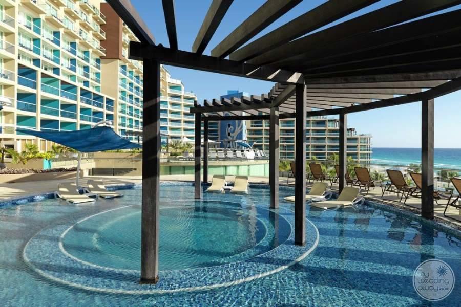 Hard Rock Hotel Cancun Main Pool