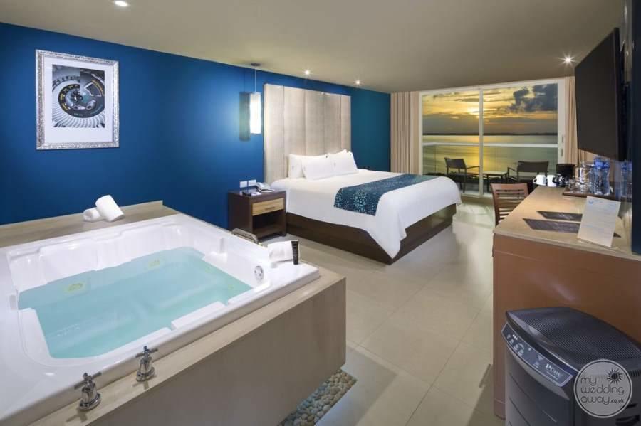 Hard Rock Hotel Cancun Ocean View Room