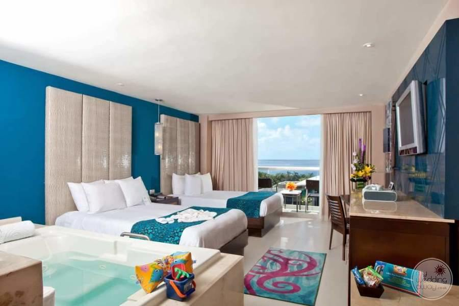 Hard Rock Hotel Cancun Oceanview Double