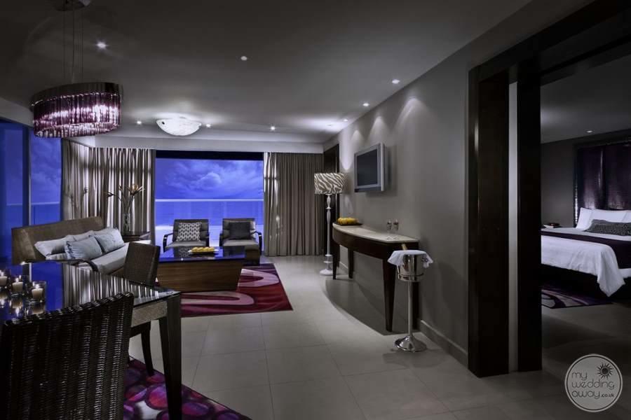 Hard Rock Hotel Cancun One Bedroom Suite