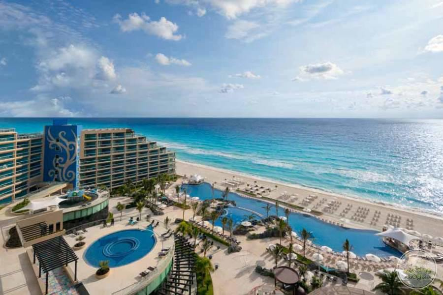 Hard Rock Hotel Cancun Overview