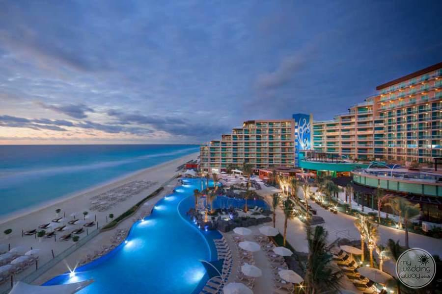 Hard Rock Hotel Cancun Resort View