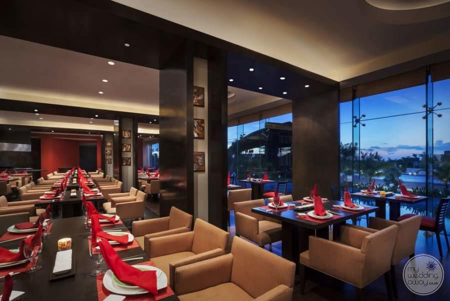 Hard Rock Hotel Cancun Restaurant