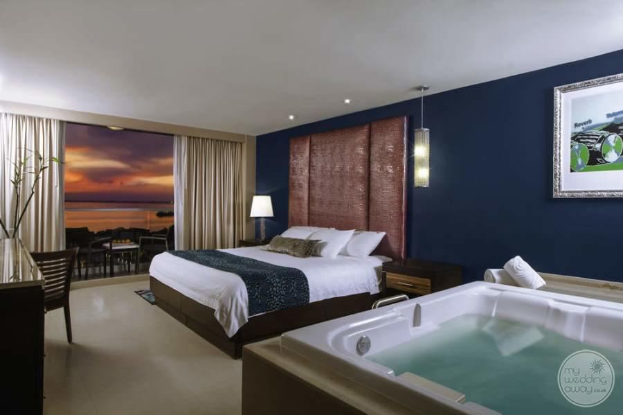 Hard Rock Hotel Cancun Rooms