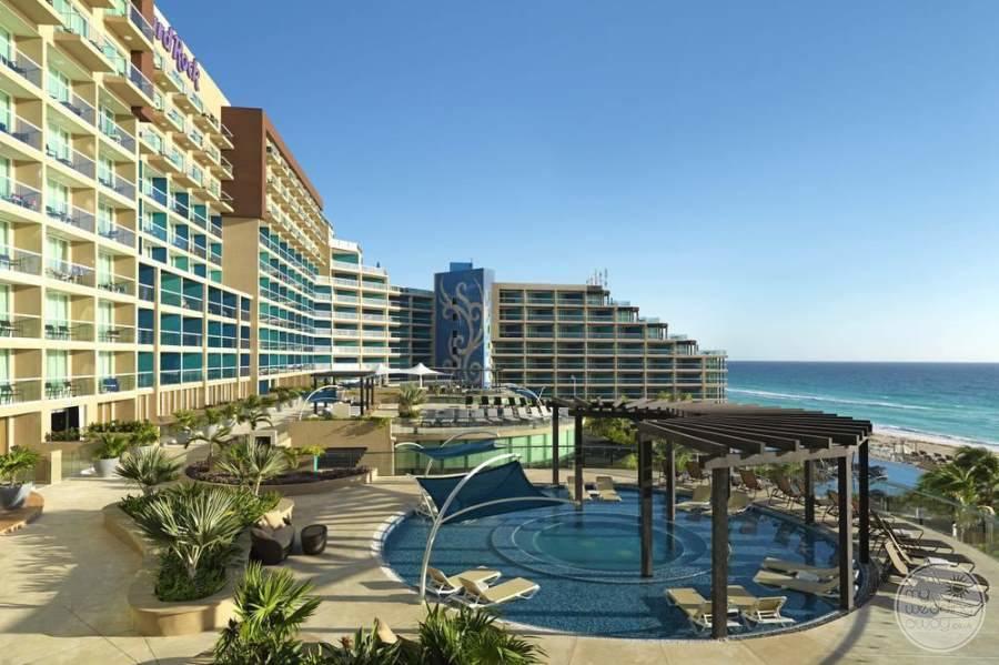 Hard Rock Hotel Cancun View