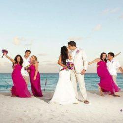 Hyatt Zilara Cancun Beach Wedding
