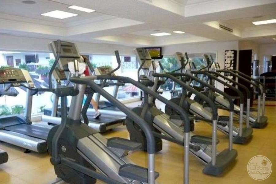 Hyatt Zilara Cancun Fitness Club
