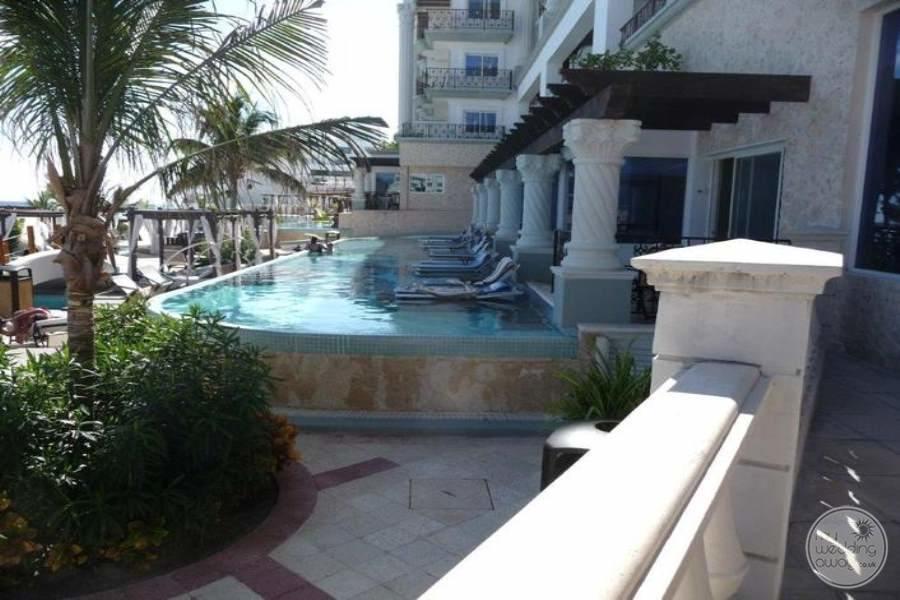 Hyatt Zilara Cancun Swim-out Rooms