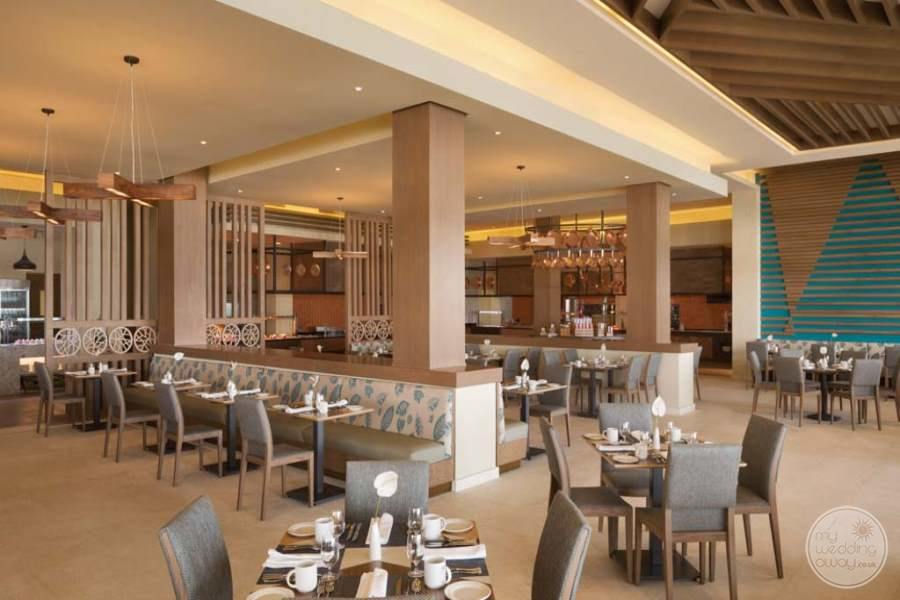 Hyatt Ziva Cancun Dining