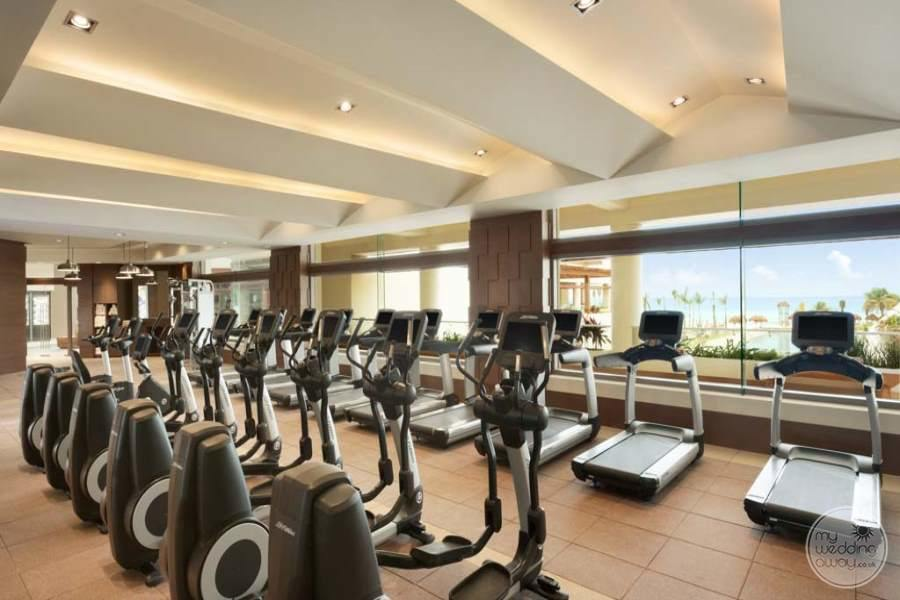 Hyatt Ziva Cancun Fitness Club