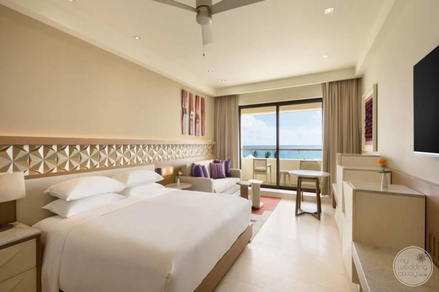 Hyatt Ziva Cancun King Room