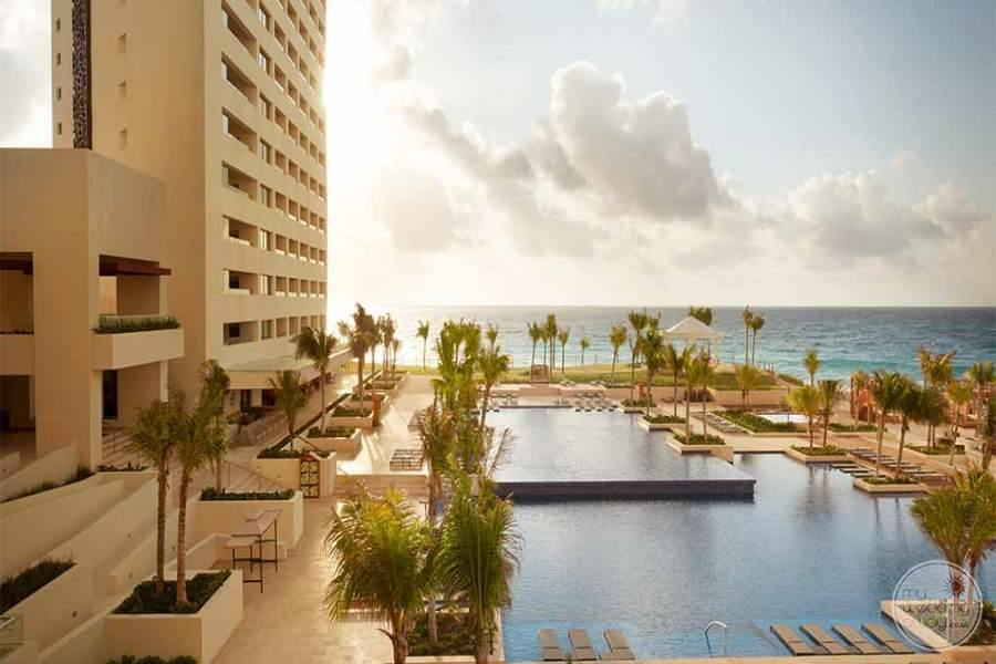 Hyatt Ziva Cancun Main Pool