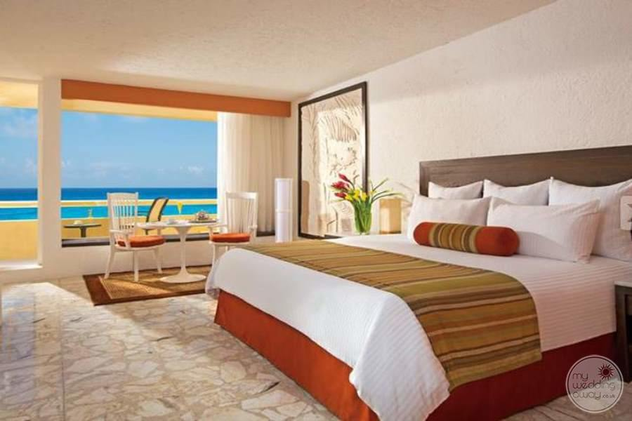 Hyatt Ziva Cancun Oceanside Room