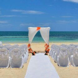 Iberostar Bella Vista Beach Wedding
