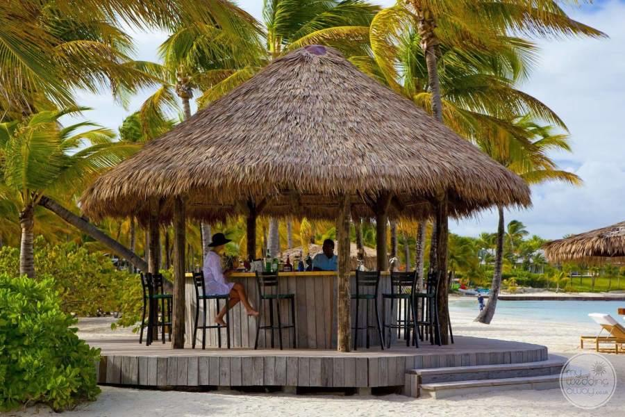 Jumby Bay Antigua Bar