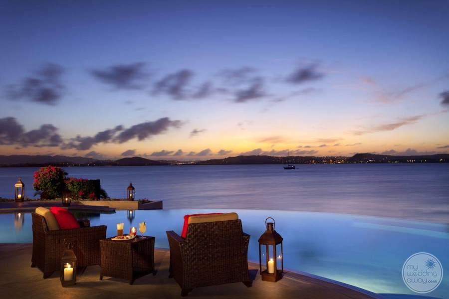 Jumby Bay Antigua Infinity Pool