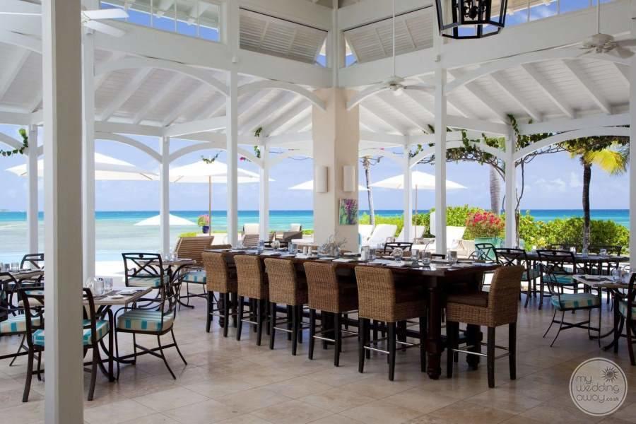 Jumby Bay Antigua Restaurant