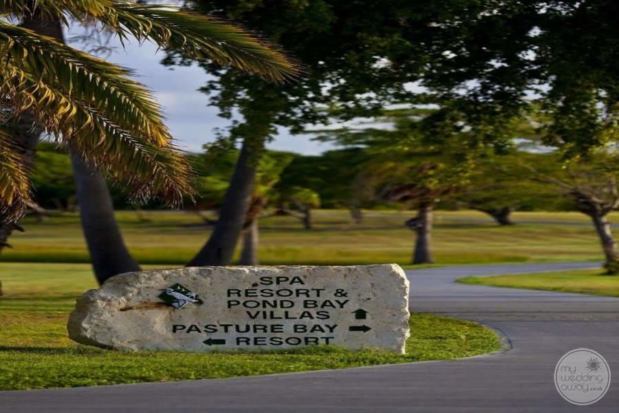 Jumby Bay Antigua to Spa