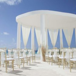 Le Blanc Cancun Beach Destination Wedding