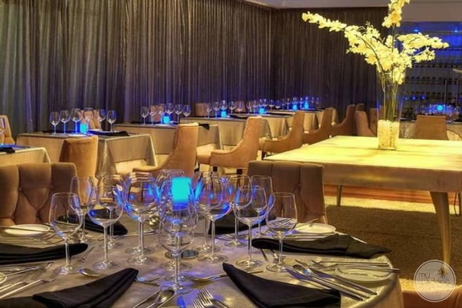 Le Blanc Cancun Dining