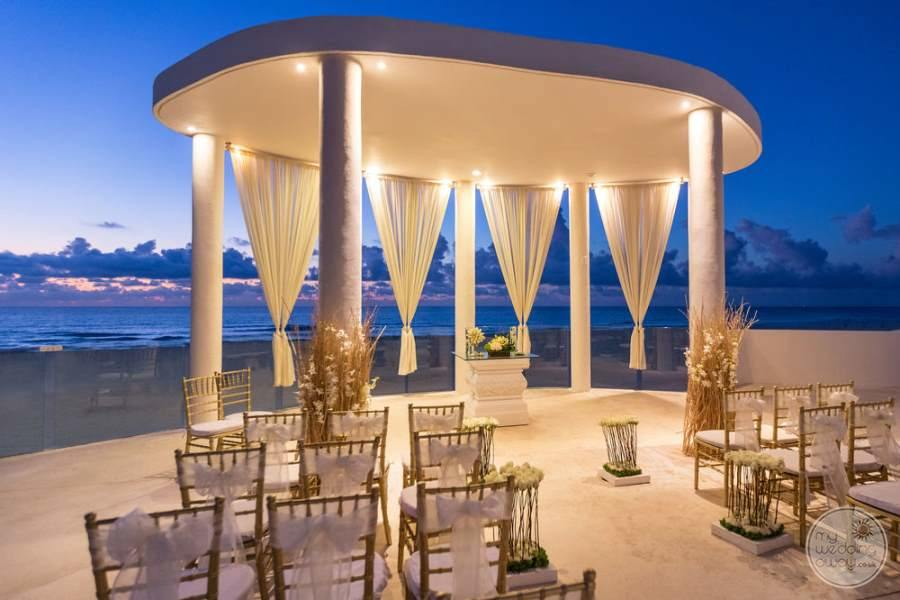 Le Blanc Cancun Wedding Venue