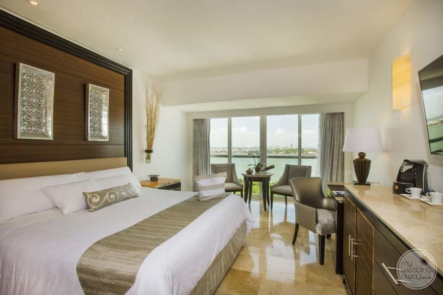 Le Blanc Cancun King Room View
