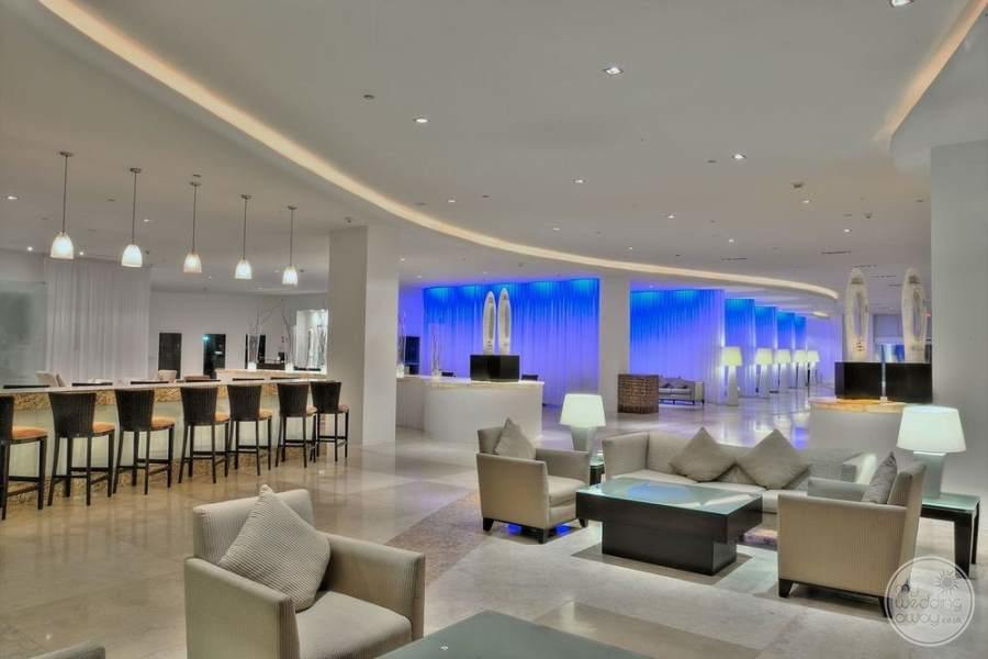Le Blanc Cancun Lounge Seating