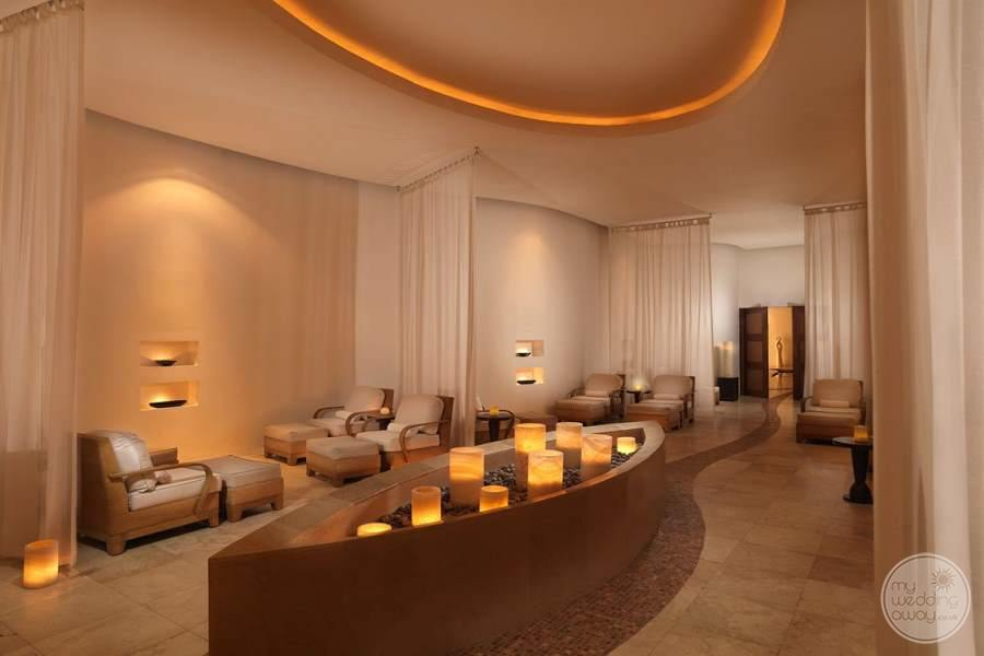 Le Blanc Cancun Spa Lounge