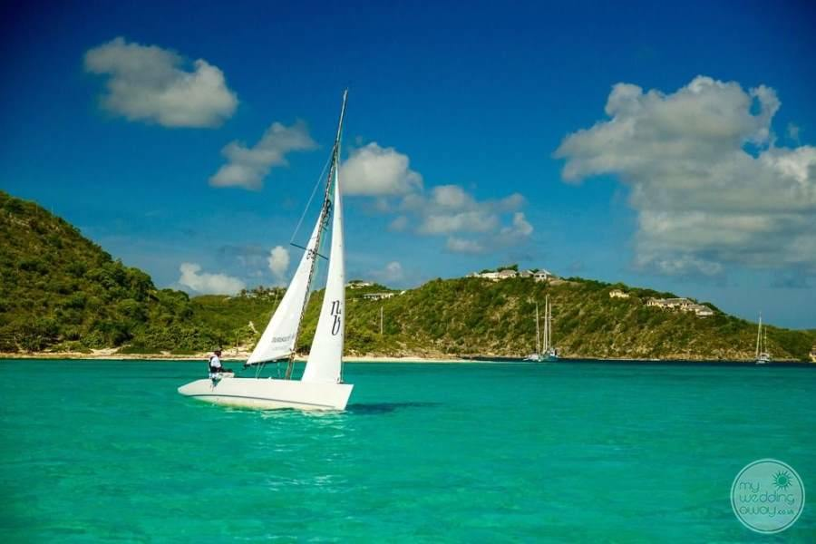 Nonsuch Bay Resort Antigua Activities Sailing