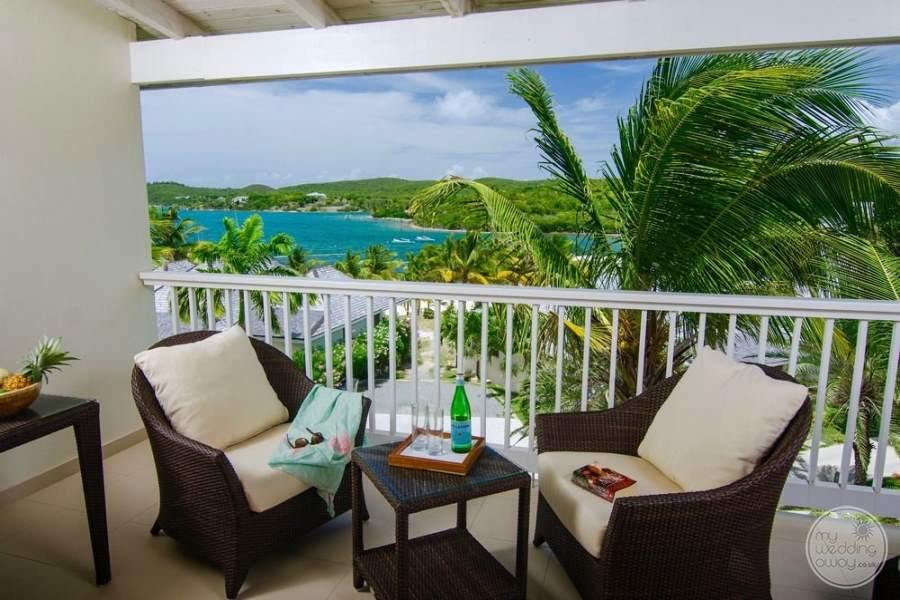 Nonsuch Bay Resort Antigua Balcony Seating