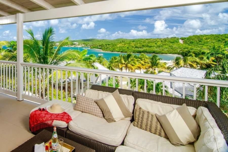 Nonsuch Bay Resort Antigua Balcony