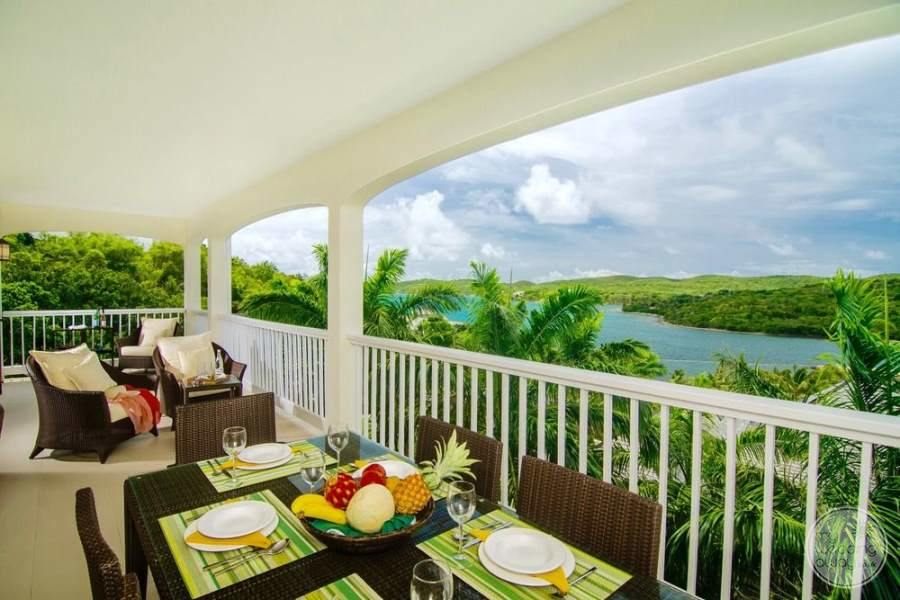 Nonsuch Bay Resort Antigua Dining Area