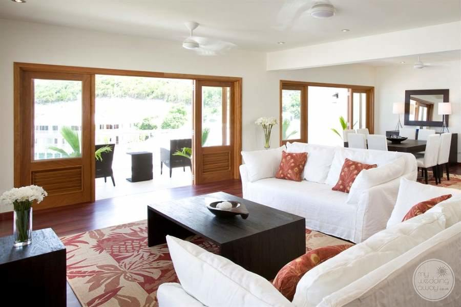 Nonsuch Bay Resort Antigua Indoor Living Area