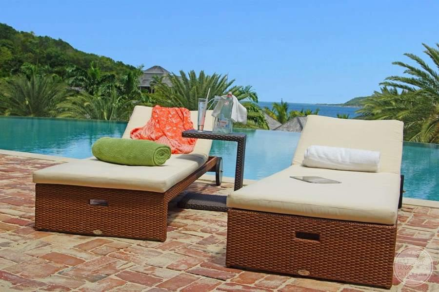 Nonsuch Bay Resort Antigua Lounge Chairs