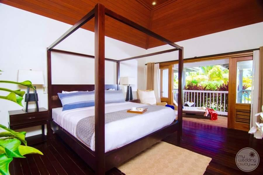 Nonsuch Bay Resort Antigua Luxury King Bed