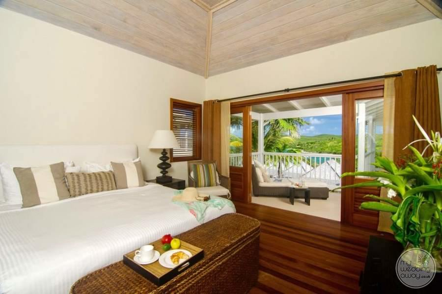 Nonsuch Bay Resort Antigua Luxury Room