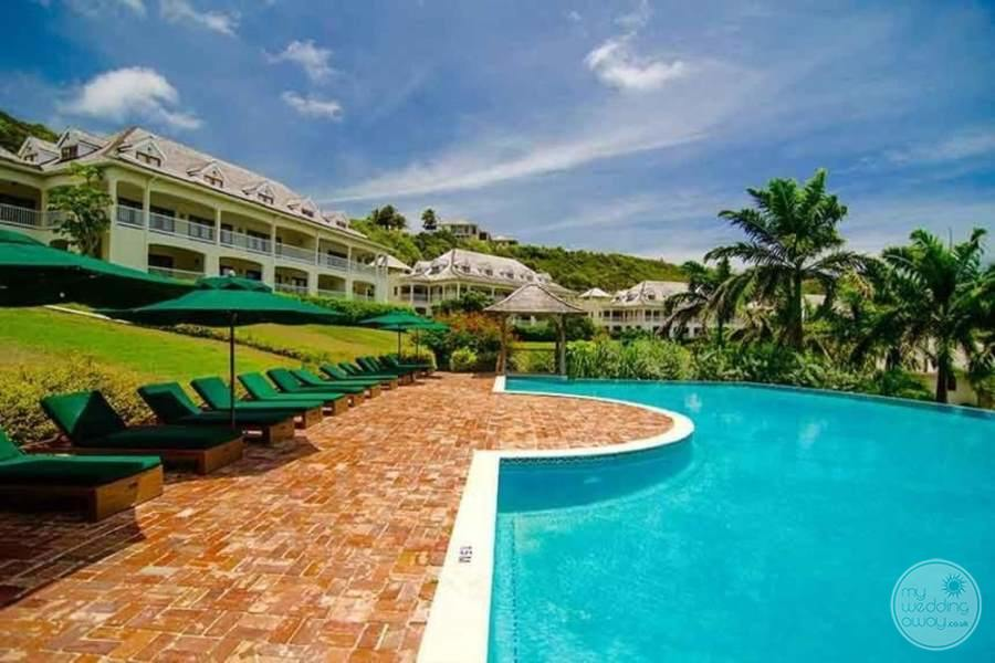 Nonsuch Bay Resort Antigua Pool