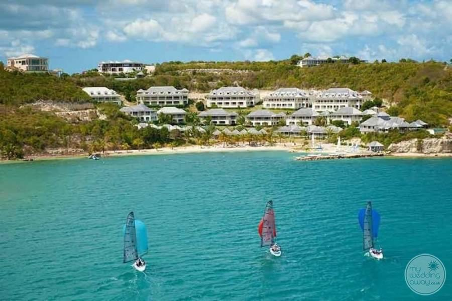 Nonsuch Bay Resort Antigua Resort View