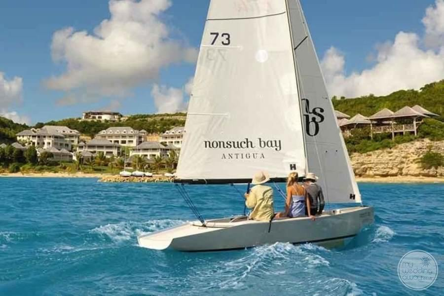 Nonsuch Bay Resort Antigua Sailing