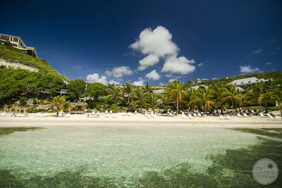 Nonsuch Bay Resort Antigua View of Beach