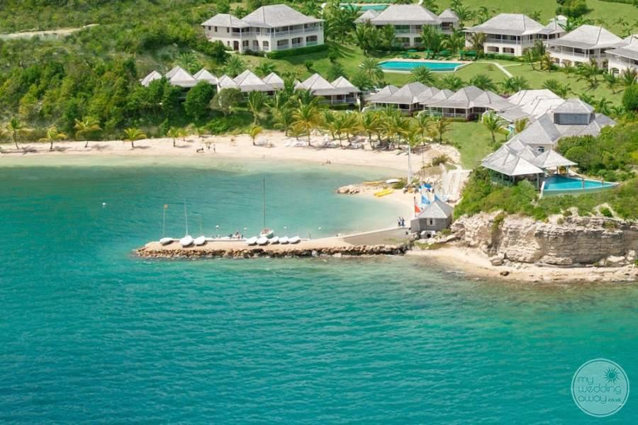 Nonsuch Bay Resort Antigua View of Resort