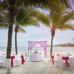 Occidental Costa Cancun Beach Wedding Venue