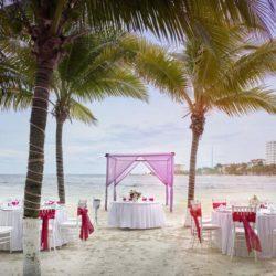 Occidental Costa Cancun Beach Wedding Venue