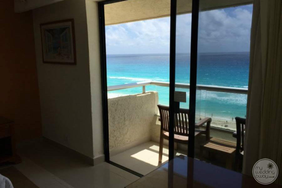 Occidental Tucancun Balcony View