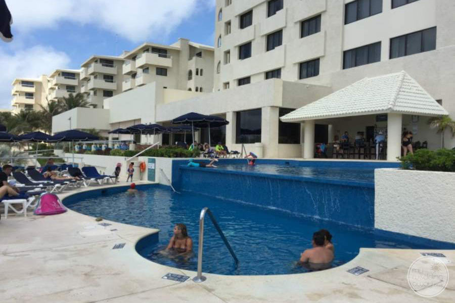 Occidental Tucancun Infinity Pool